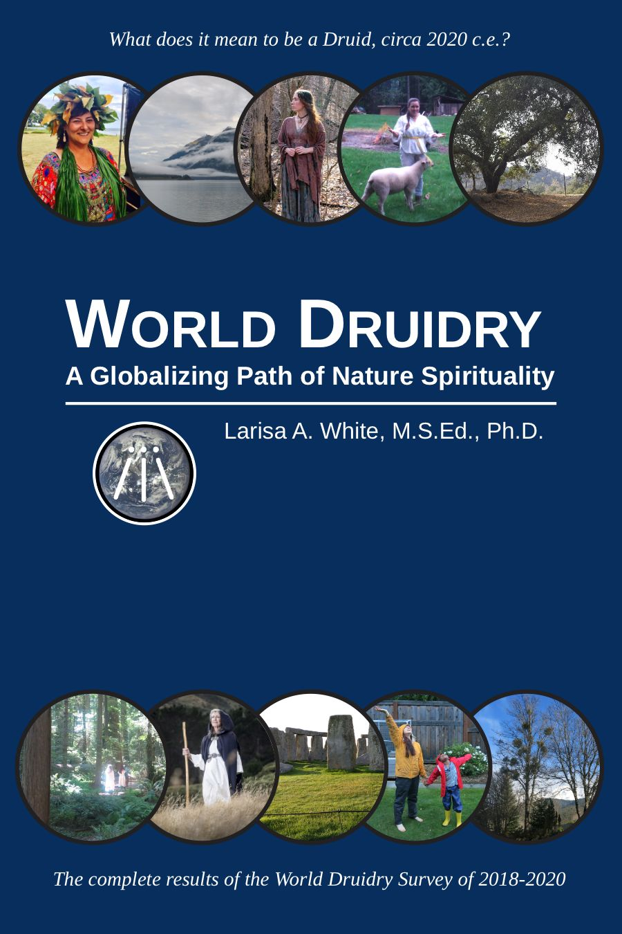 World Druidry book cover